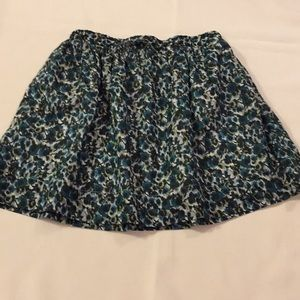 GAP Small Lined Mini Skirt